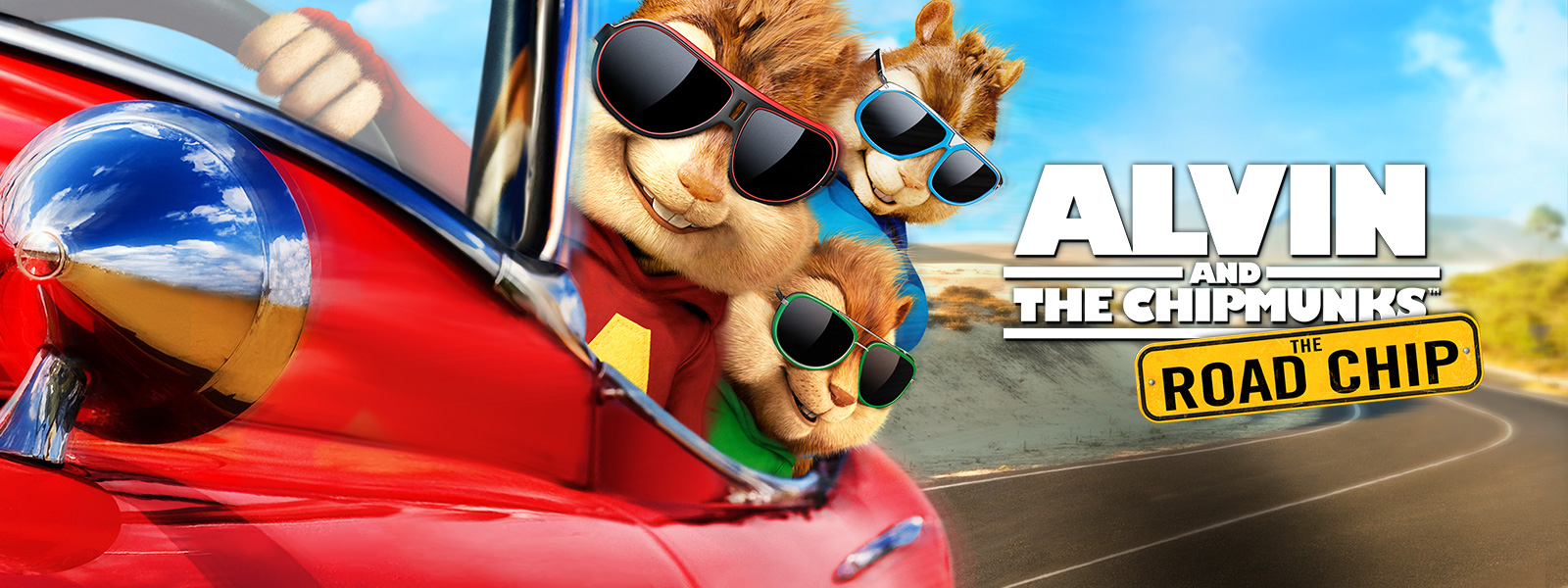 Alvin en de Chipmunks: Road Trip