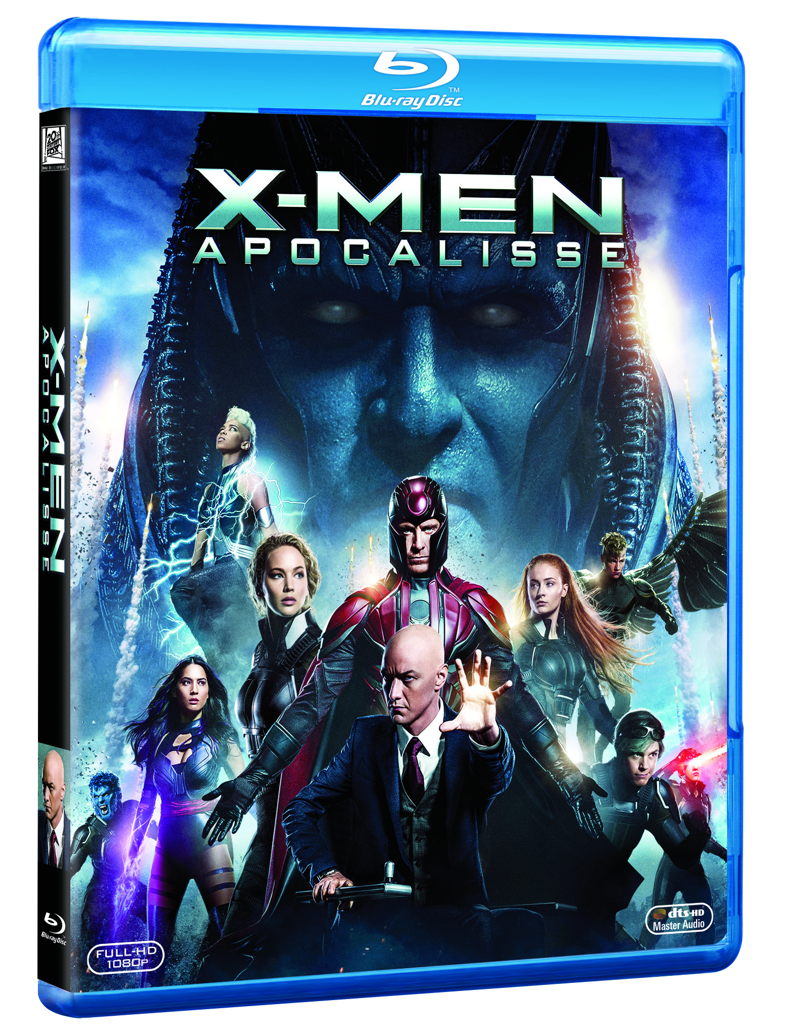 X-MEN: APOCALISSE - Blu-Ray