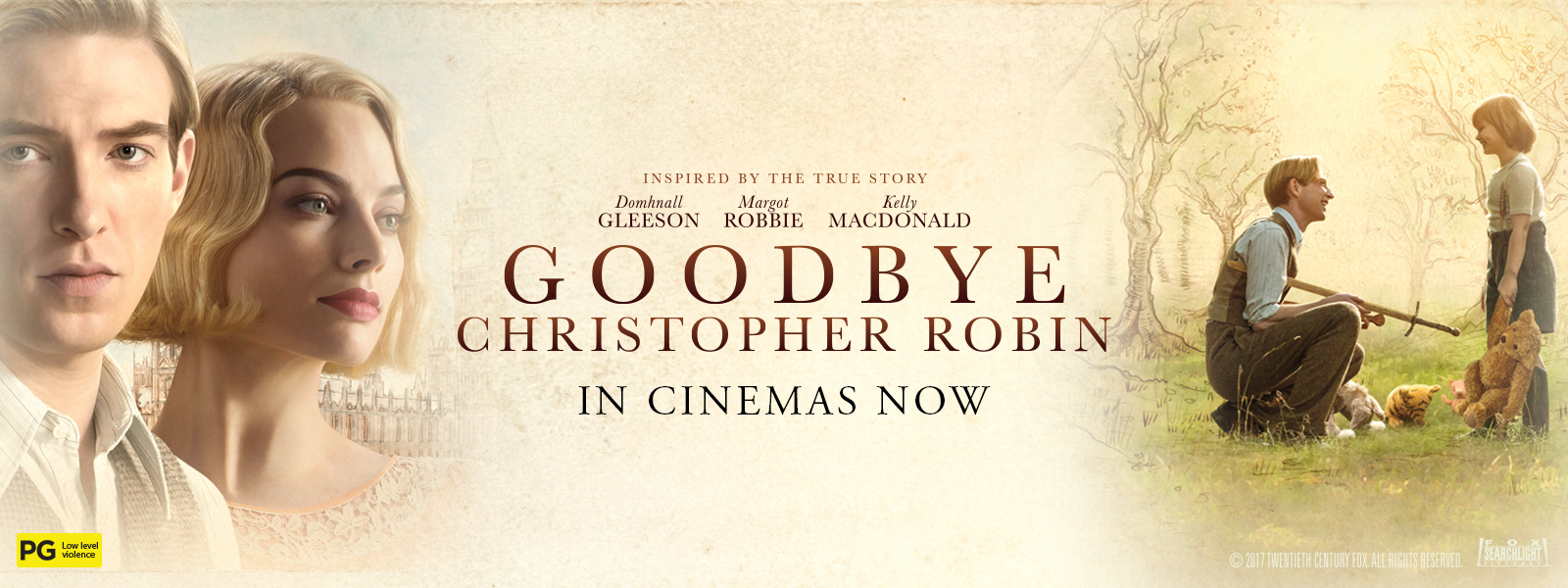 Goodbye Christopher Robyn - Marque NEW - In Cinemas November 23