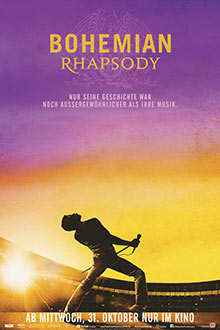 Bohemian Rhapsody | Key Art