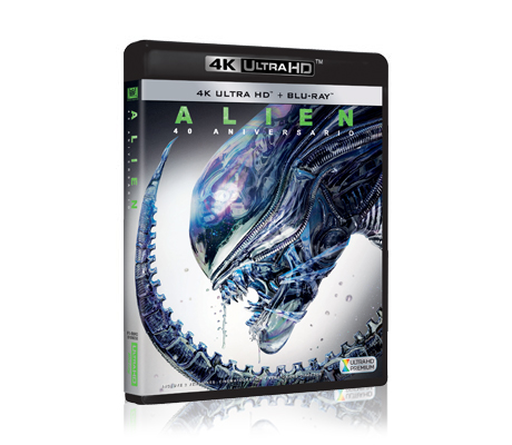 Alien en 4k Ultra HD