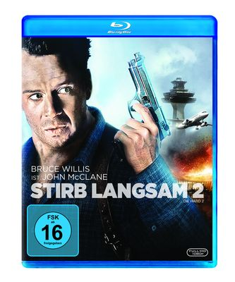 Stirb Langsam 2 (Blu-Ray)