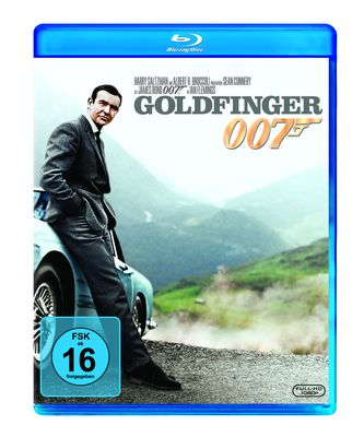 James Bond 007 - Goldfinger (Blu-ray)