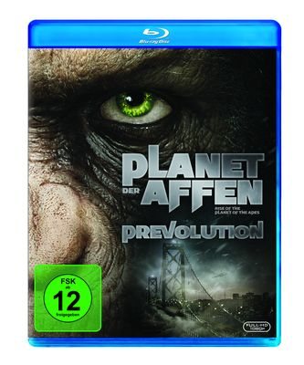 Planet der Affen – Prevolution (Blu-ray)