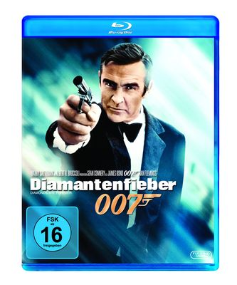 James Bond 007 - Diamantenfieber (Blu-ray)