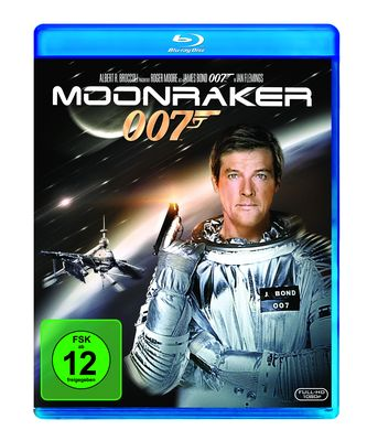 James Bond 007 - Moonraker (Blu-ray)