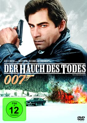 James Bond 007 - Der Hauch des Todes (DVD)