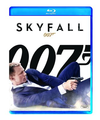 James Bond 007 – Skyfall (Blu-ray)
