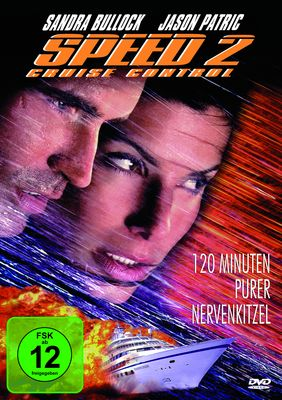 Speed 2 - Cruise Control DVD