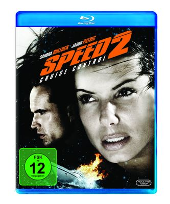 Speed 2 - Cruise Control Blu-Ray