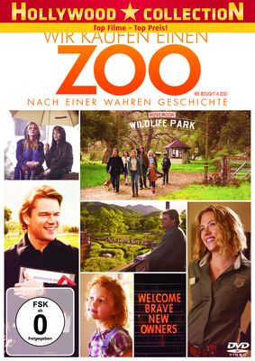 Wir kaufen einen Zoo Hollywood Collection DVD
