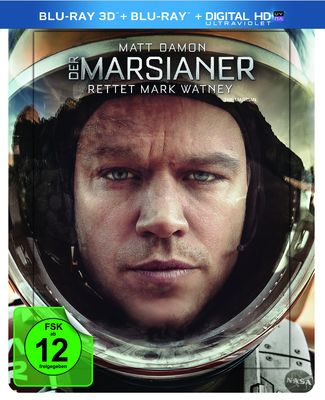 Der Marsianer - Rettet Mark Watney (Blu-ray) Blu-Ray
