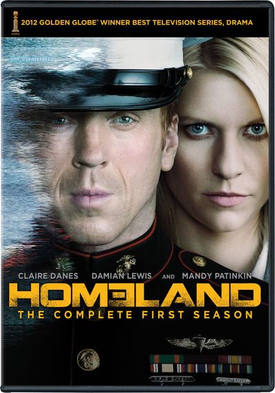 Homeland - Season 1 DVD