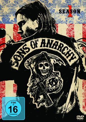 Sons of Anarchy – Season 1 (DVD)