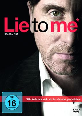 Lie to Me - Season 1 (DVD)