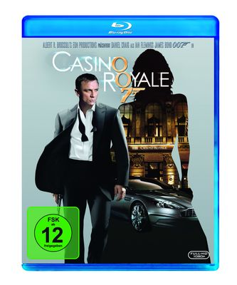 James Bond 007 – Casino Royale (Blu-ray)