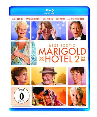 Second Best Exotic Marigold Hotel, The