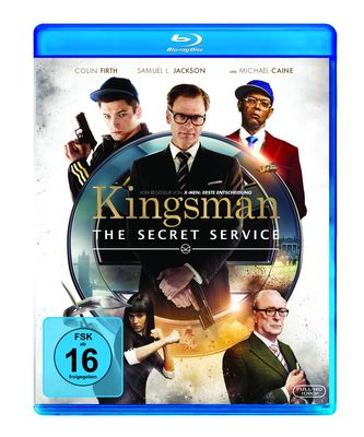 kingsman the secret service ganzer film deutsch