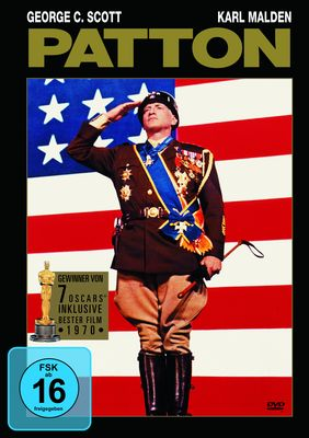 Patton - Rebell in Uniform DVD