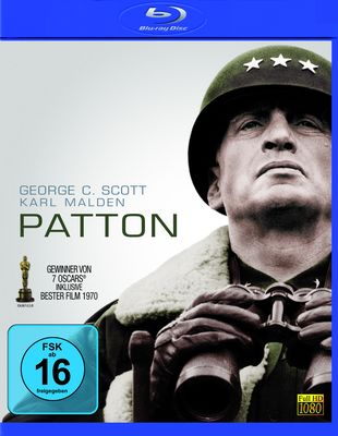 Patton - Rebell in Uniform Blu-Ray
