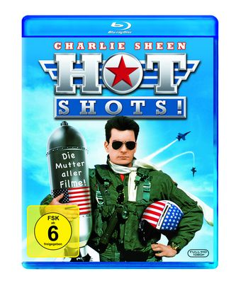 Hot Shots - Die Mutter aller Filme (Blu-ray)