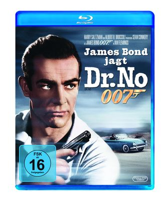 James Bond 007 - Jagt Dr. No (Blu-ray)
