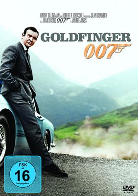 James Bond 007 - Goldfinger (DVD)