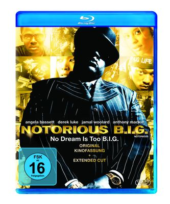 Notorious B.I.G. Blu-Ray
