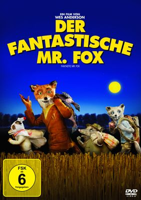 Der fantastische Mr. Fox DVD