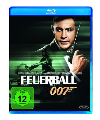 James Bond 007 - Feuerball (Blu-ray)
