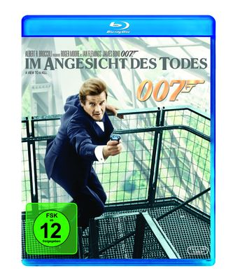 James Bond 007 - Im Angesicht des Todes (Blu-ray)