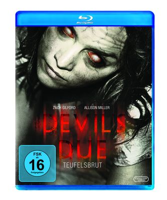 Devil's Due - Teufelsbrut (Blu-ray)
