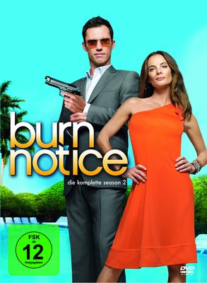 Burn Notice - Season 2 (DVD)
