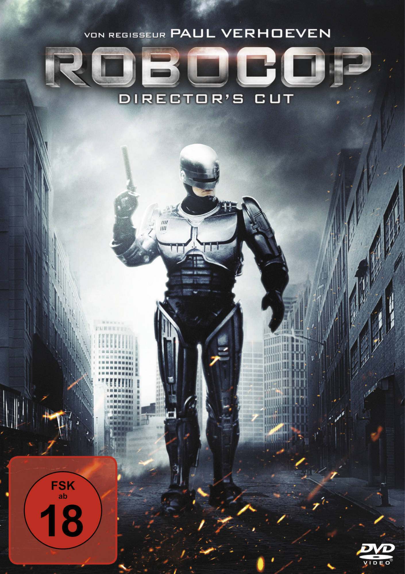 RoboCop Director's Cut (DVD)