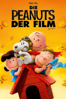 Die Peanuts - Der Film (Digital HD)