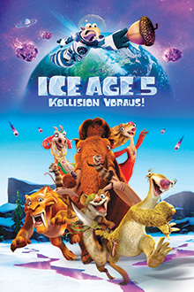 Ice Age 5 - Kollision voraus! (Digital HD)