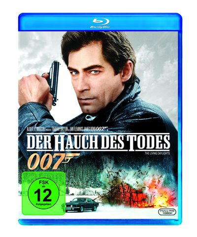 James Bond 007 - Der Hauch des Todes (Blu-ray)