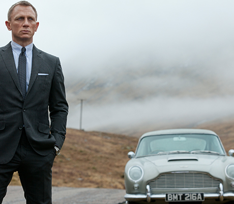 James Bond – Skyfall