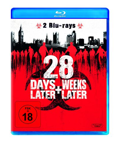 28 Days Later + 28 Weeks Later
