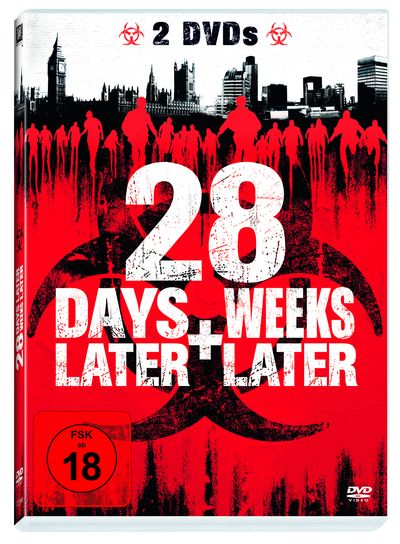 28 DAYS LATER/28 WEEKS LATER (DVD)