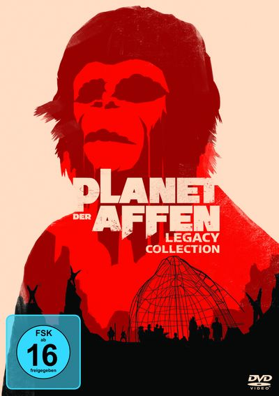 Planet der Affen - Legacy Collection (DVD-Box)