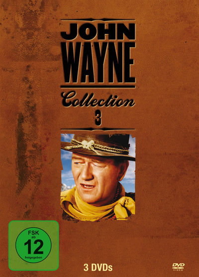 John Wayne Collection 3 (DVD-Box)