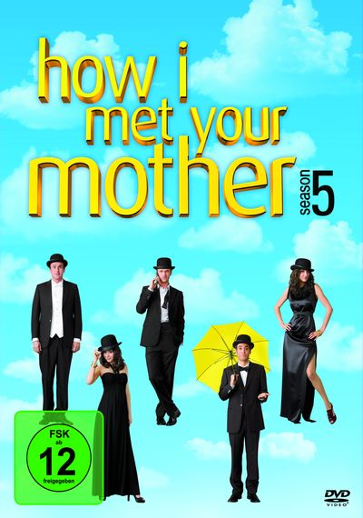 How I met your Mother - Season 5 (DVD)