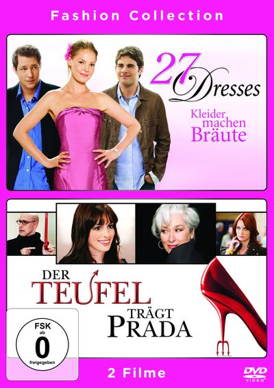 Fashion Collection: Der Teufel trägt Prada & 27 Dresses Box (DVD-Box)