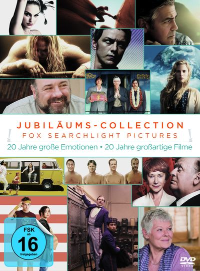 20 Jahre Fox Searchlight – Jubiläums Collection (DVD-Box)