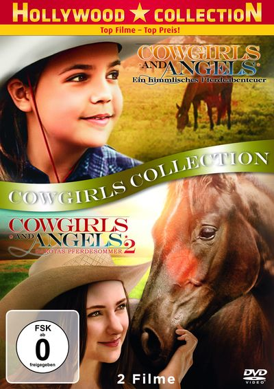 Cowgirls and Angels 1&2 (DVD-Box)