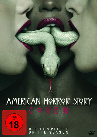 American Horror Story - Season 3: Coven (DVD)
