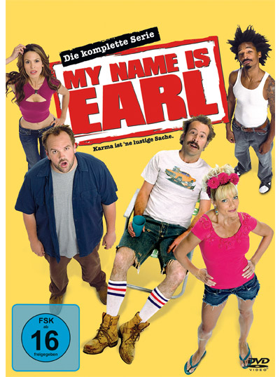 My Name is Earl - Complete Box (DVD)