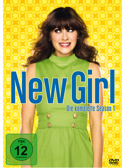 New Girl – Season 1 (DVD)