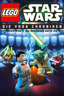 Lego Star Wars - Die Yoda Chroniken als DVD